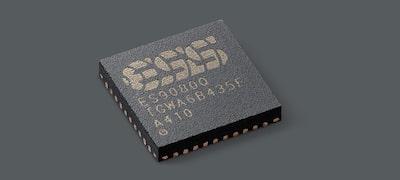 Engineered for ultimate listening pleasure – ESS digital-to-analogue converter