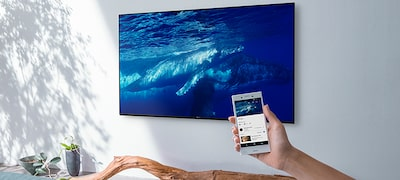 Send to a bigger, better screen with Chromecast