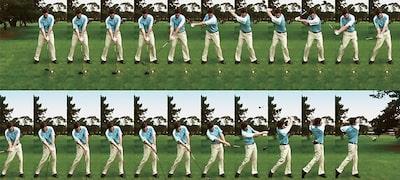 Golf Çekimi