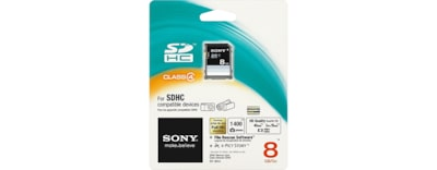 Images of SD Memory Card
