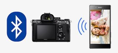 Enlace de información de ubicación mediante Bluetooth®
