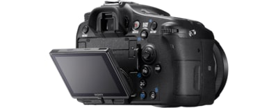 Images of α77 II A-mount Camera with APS-C sensor