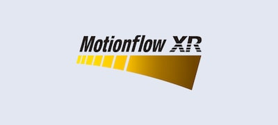 La technologie Motionflow™ XR garantit une action fluide