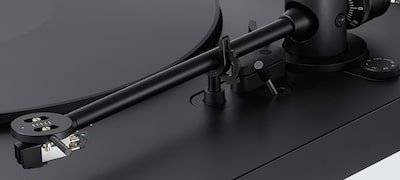 Newly designed integrated shell type tonearm