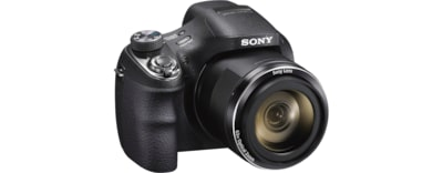 Images of DSC-H400 Compact Camera With 63x Optical Zoom