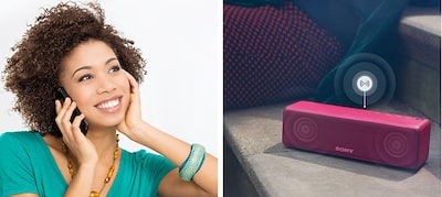 Libertad de escucha total con Chromecast integrado