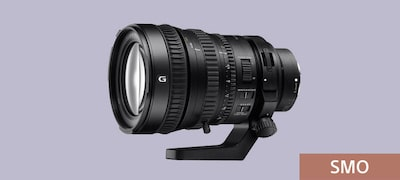Smooth Motion Optics satisfy pro needs