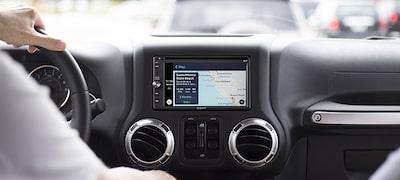 Navegación con Apple CarPlay