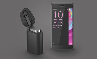 Xperia Ear and Smartphone