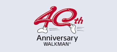 Walkman 40th Anniversary