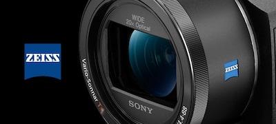 ZEISS®Vario-Sonnar T* lens for 4K